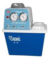 SHB-IIIG专业防腐蚀循环水真空泵SHB-IIIG特氟隆 氟橡胶
