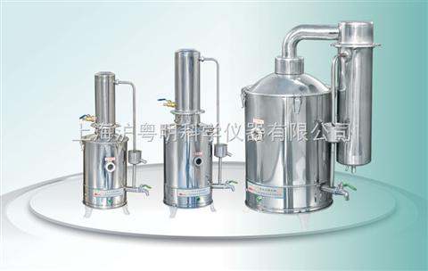 HS.Z11.5L不銹鋼電熱蒸餾水器/天津泰斯特電熱蒸餾水器