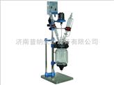 HEB-3L双层玻璃反应釜