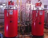 賓館酒店生活熱水用10萬大卡全自動燃油/氣熱水鍋爐