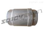 H12W-螺纹式不锈钢止回阀