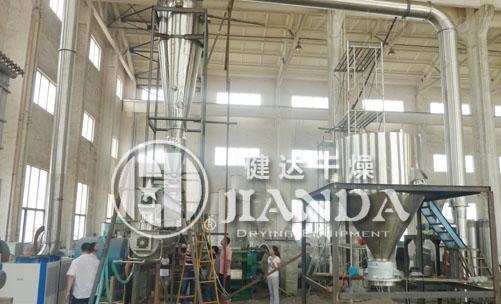 亚游官网幹燥精品:澱粉幹燥機、澱粉幹燥設備