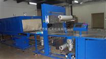 定制服装纸箱热收缩包装机DFR-150A-5C