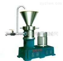 膠體磨化工機械設備食品果醬油漆涂料干粉攪拌機