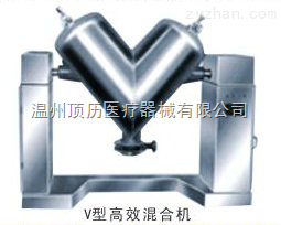 VHJ系列V型混合机特点
