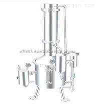 申安SHZ32-200不銹鋼塔式蒸汽重蒸餾水器