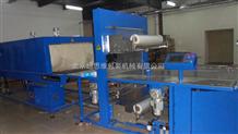 供應定制服裝紙箱熱收縮包裝機DFR-150A-5C