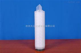 疏水性PTFE折叠滤芯应用