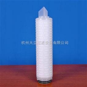 亲水性PVDF折叠滤芯材料