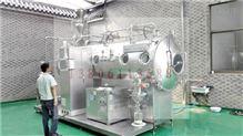 食品添加剂低温带式干燥机安全操作