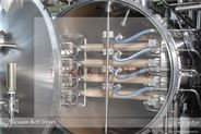 巧妙设计甜菜糖低温带式干燥机