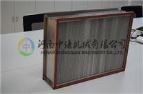 万级无尘车间用耐350 oC 高温有隔板高效过滤器H13