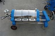 FY-WK-250不銹鋼圓盤式硅藻土過濾器