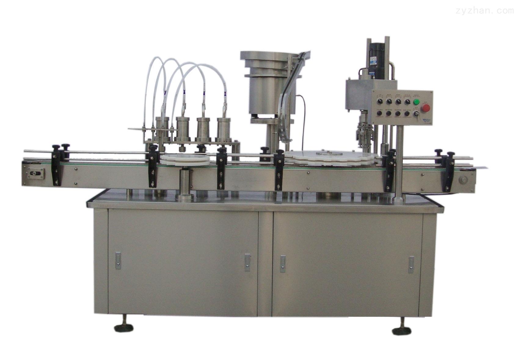 液体灌装旋盖机生产厂家