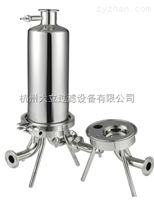 单芯液体卫生级过滤器生产厂家