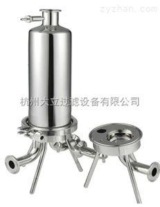 单芯液体卫生级过滤器技术参数