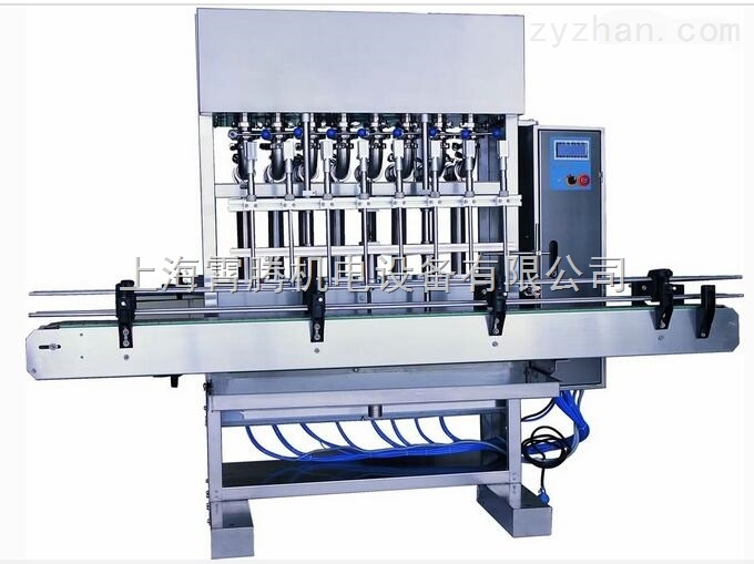 上海高精度液体灌装机价格