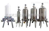 多芯液體衛生級過濾器參數