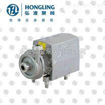 BAW-120不銹鋼衛生泵,飲料泵,進料泵