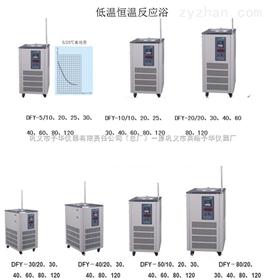 DFY-30L低温恒温反应浴技术参数(满足20-120度低温)——巩义予华*