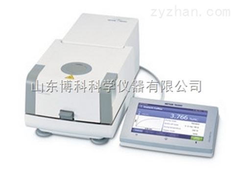 梅特勒HX204卤素水分测定仪