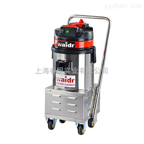 车间用无线式吸尘器小型移动式吸灰尘粉尘不锈钢电瓶吸尘器