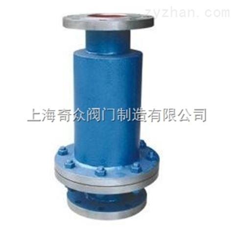 高品质砾石管道阻火器 HGS07-203砾石阻火器DN80 150 阻火器