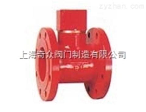 法兰水流指示器 法兰水力控制阀 水力控制阀 ZSJZ其他控制阀
