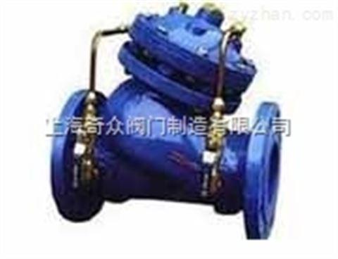 高品质水泵控制阀 JD745X多功能水利控制阀 水力控制阀 DN150 250 300