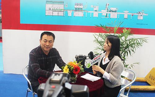 技术革新是第一生产力 北京嘉福瑞亮相药机展
