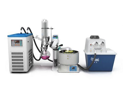 循环水式真空泵的使用