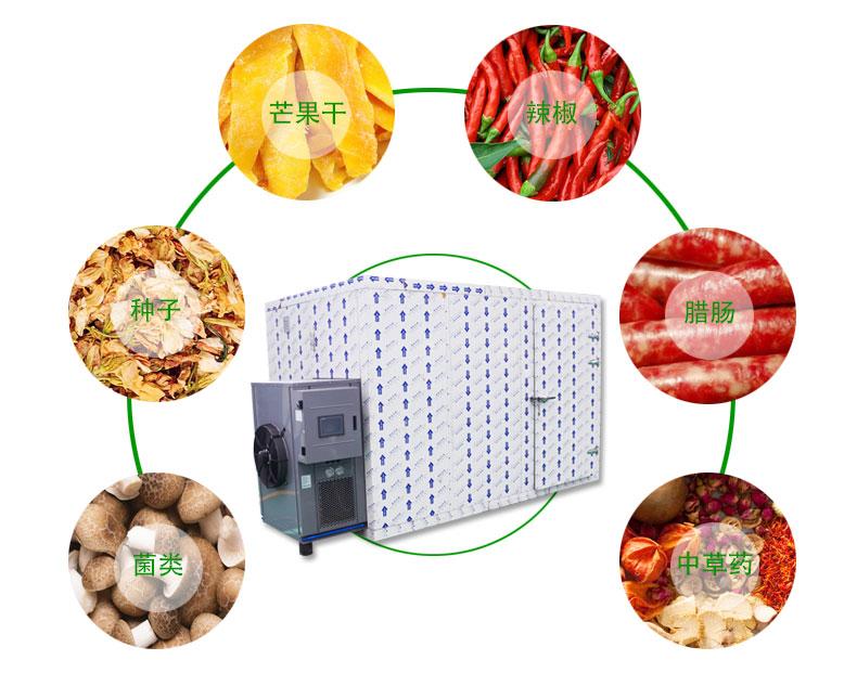 国信空气能热泵烘干机