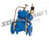 J145X水力控制阀图片系列:J145X电动遥控阀