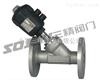 SJ641W放料阀图片系列:SPFY气动不锈钢保温放料阀